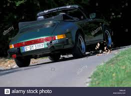 porsche 911 dark green car porsche 911 sc convertible model year 1983 1989 this vehicle