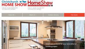 christchurch rebuild u0026 renovate home show visit our website for
