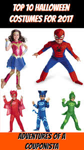 top 10 halloween costumes for 2017 http adventuresofacouponista
