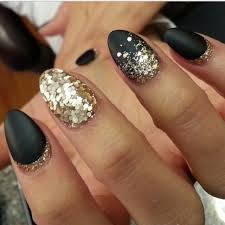 best 20 black almond nails ideas on pinterest dark acrylic
