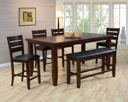 8 piece dining room set dining room sets with bench