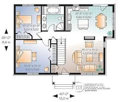 small single house plans house plan w3117 detail from drummondhouseplans com