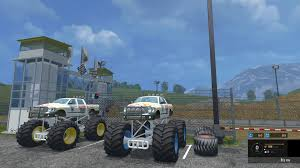 monster truck jams monster truck jam v1 1 for fs 15 farming simulator 2017 2015