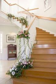 Wedding Home Decoration My Reception Venue Features A Huge Staircase Possibility