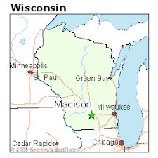 map of oregon wi best places to live in wisconsin