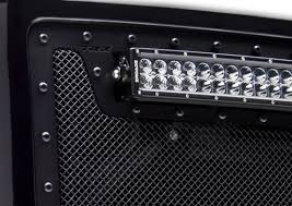 Dodge Ram Cummins Grill - t rex dodge ram pu 1500 torch series led light grille single 2 3