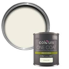 colours one coat antique white eggshell wood u0026 metal paint 750 ml