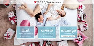 create a wedding registry wedding registry bridal registry macy s