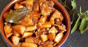 navet cuisine recette ragout traditionnel de navets du pardailhan cuisine