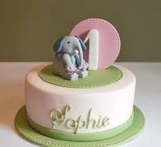 1st birthday cake designs