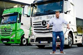 future mercedes truck mercedes benz u0027s topfit truck is a bet for the future autoevolution