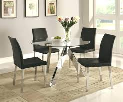 6 pc hurley collection triangle dining room set corliving bistro