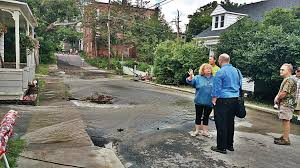 state of emergency in hoosick falls ny after heavy rains and
