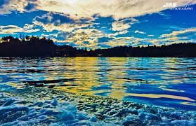 flathead lake dubbed having clearest water in the world montana