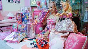 34 year old barbie fan splashes out 55k on obsession caters