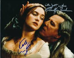 quills movie video quills movie cast photograph signed with cosigners autographs