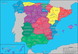 Espana Map España Mapa