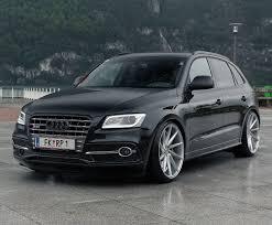 Audi Q5 Black Rims - the official q5 sq5 wheel thread post your setup page 6