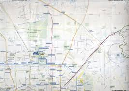 Beijing Map Beijing Dongcheng And Chaoyang Districts Map Full Detail