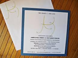 wedding invitations studio z mendocino