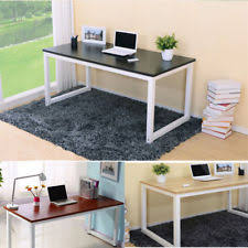 Pc Desk Corner Corner Computer Table Ebay