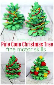 pine cone tree motor activities the imagination tree
