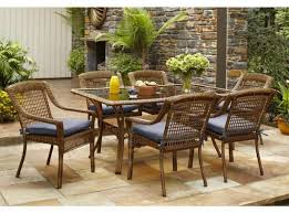 Home Depo Patio Furniture Patio Outdoor Sling Back Chairs Outdoor Stackable Furniture