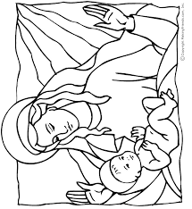 birth of jesus coloring page baby jesus coloring page bible crafts pinterest baby jesus