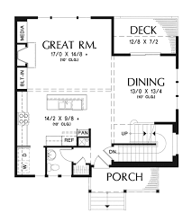 floor plan for a 940 sq ft ranch style home craftsman style house plan 4 beds 3 5 baths 2202 sq ft plan 48