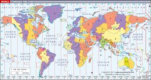 us time zone map by city printable time zone map with states