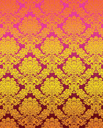 gold backdrop pink gold damask printed backdrop backdrop express