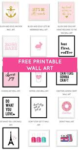 Prints For Home Decor Best 25 Printable Wall Art Ideas On Pinterest Diy Framed Wall