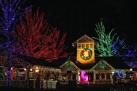 holiday light displays near me 2017 best christmas lights and tree displays in atlanta