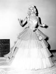 jayne mansfield wedding dress jayne mansfield pink wedding dress fashion dresses
