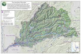 Nevada City Map South Yuba River Citizens League Maps Of The Yuba River Basin