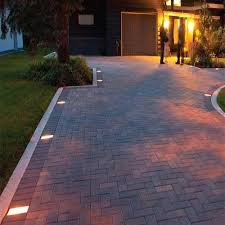 Patio Paver Lights Paver Lights By Kerr Lighting Paverlight International