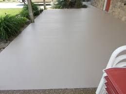 front porch concrete paint exterior transformation pinterest