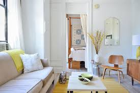 tiny 325 square feet apartment on the brink of collapse is