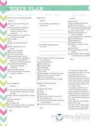 My Birth Plan Template free birth plan printables survival pinteres