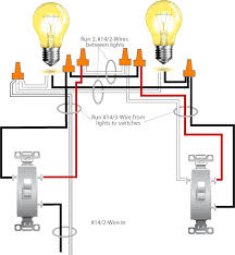 best wire 3 lights to one switch pictures and way wiring diagram