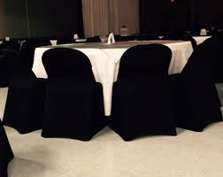 black spandex chair covers black spandex stretch chair cover