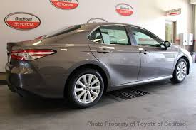toyota camry 2018 used toyota camry le automatic at toyota of bedford serving