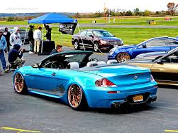 custom bmw m6 slammed bmw m6 convertible at first class fitment mind over motor
