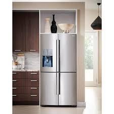Lg French Door Counter Depth - 4 door refrigerator lg lnxc23726s 4 door french door counter depth