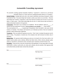 agreement consulting services template best resumes curiculum