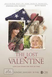 the lost valentine tv movie 2011 imdb