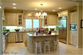 Kitchen Cabinet Valance Comfortable Kitchens Designs In Home Design Style With Kitchens