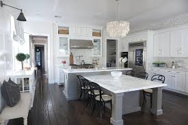 kitchen island with table built in small kitchen island ideas for every space and budget freshome com