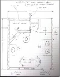 design a bathroom layout tool floor plan layout large shower bathroom best small bathroom