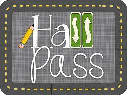 hall pass linky tunstall u0027s teaching tidbits